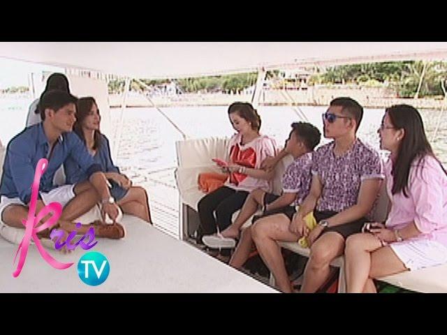 Kris TV: Daniel loves outdoor activities