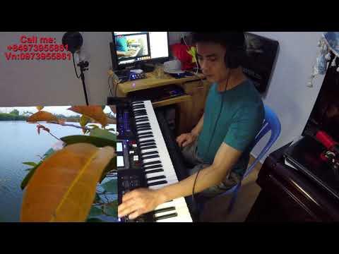 Đàn Organ Tình Khúc Quê Hương - Nguyễn Kiên Music