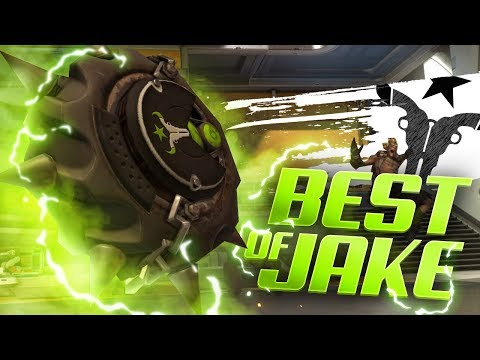Houston Outlaws JAKE TOP PLAYS! (Overwatch Season 1 Highlights) thumbnail