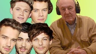 Watch This Elderly Man Listen To One Direction For The Last Time