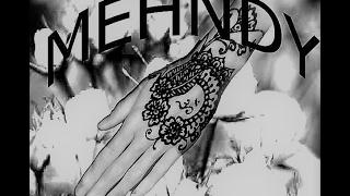 как рисовать хной по телу. Менди-Мехенди с символом ОМ