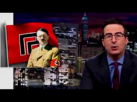 John Oliver   European far right