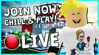 🔴 MURDER MYSTERY MADNESS!? | ROBLOX LIVESTREAM | COME HANG OUT!