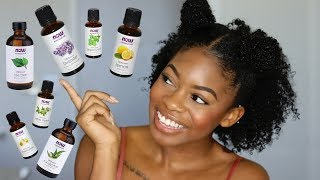 ❃CWK❃ EPI. 7 | MUST KNOW Oils for Natural Hair (Pt.2 essential Oils)