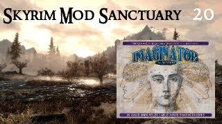 Skyrim Mod Sanctuary 20 : Imaginator, Beautiful Whiterun and RCRN