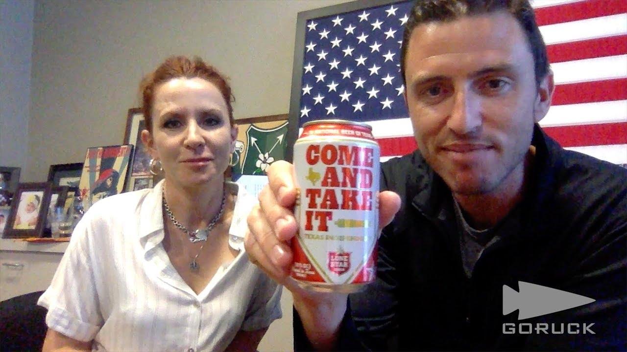29c6ef6c3c84c 026  The GORUCK Show - Green Beret Foundation   Jen Paquette - YouTube