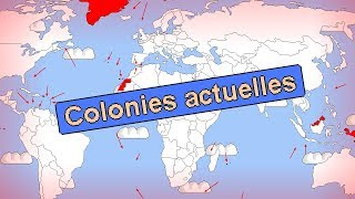 Which countries have colonies?