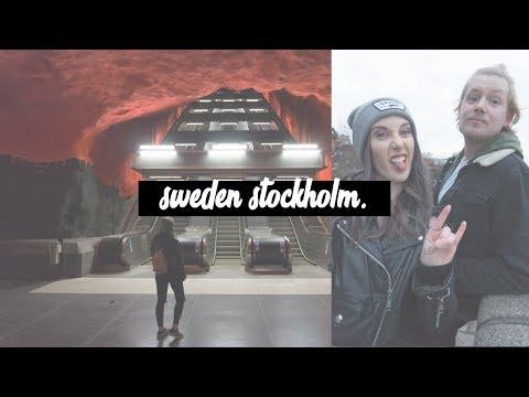 Sweden Stockholm | TRAVEL VLOG