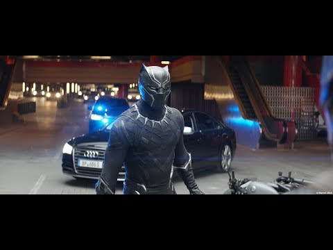 Black Panther Tells About Him | Civil War | In Tamil | Marvel Tamil Fans