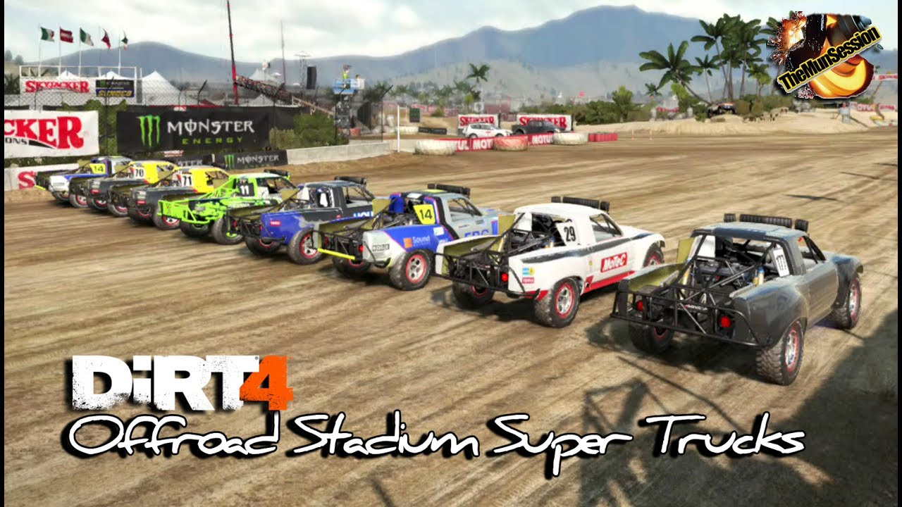 Circuito Jackson : Offroad stadium super trucks jackson pro truck circuito