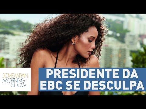 Presidente Da EBC Se Desculpa Por Ironizar Fala De Taís Araújo Sobre O Racismo