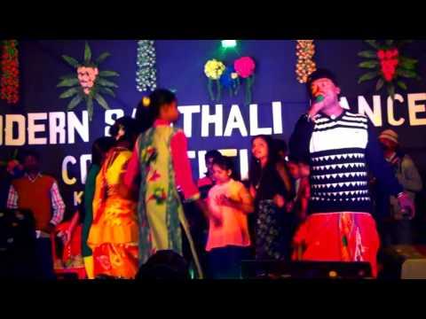 Inj Lagid Juri Do timin Sanginj Re New Santali Video..HD.g FEMALE Voice..