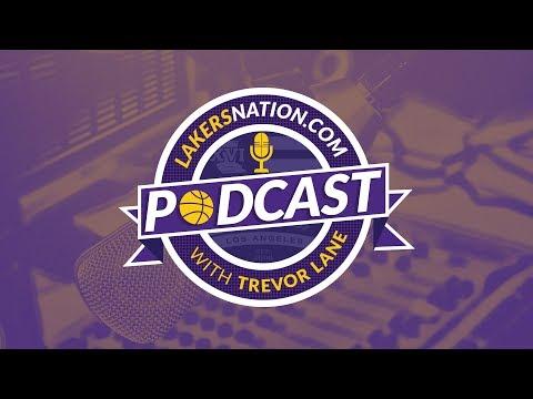 Lakers Podcast: Winning Streak, Lonzo Ball's Injury, Trade Rumors, & A New Signing