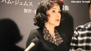 エディット・ピアフ生誕100周年に、2011年、2013年に上演をした大竹しの...