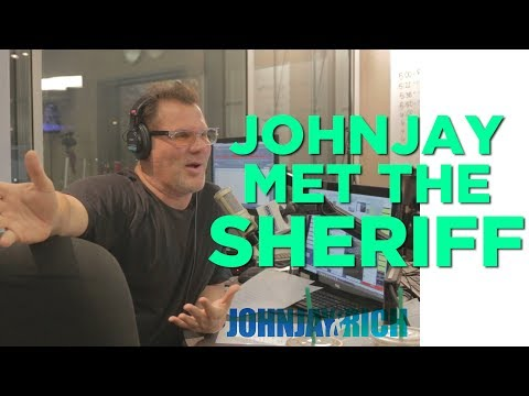 In-Studio Videos - Johnjay Met The Sheriff!