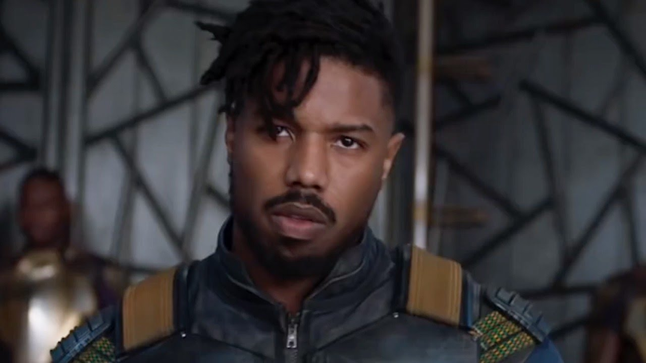 Killmonger Is Out to Take Down Black Panther - Michael B. Jordan Interview - IGN Access - YouTube