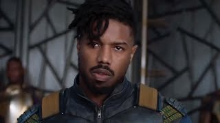 Killmonger Is Out to Take Down Black Panther - Michael B. Jordan Interview - IGN Access