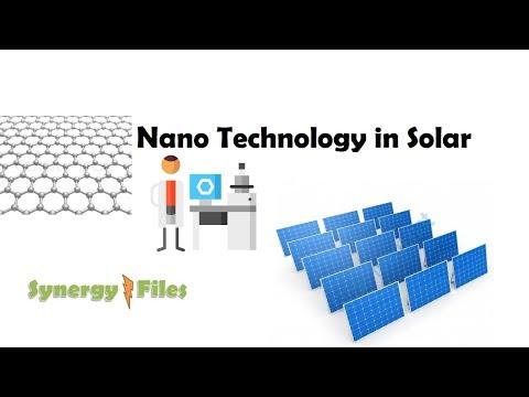 How Nanotechnology is boosting Solar energy