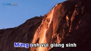 [Karaoke TVCHH] 328- CA CHÚC GIÁNG SINH - Salibook