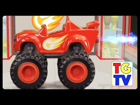 Blaze E Le Mega Macchine Youtube Of Blaze And The Monster Machines Dragon Island Youtube
