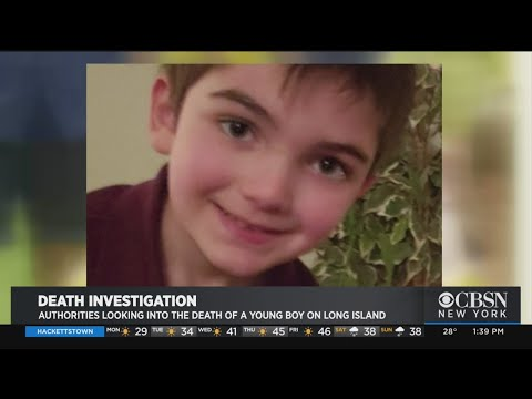 Homicide Detectives Investigating Suffolk County 8-Year-Old's Death In Driveway
