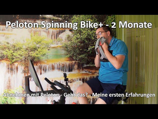 Was kostet Gesundheit? Abnehmen mit dem Peloton Bike - Geht das? - Meine Erfahrungen nach 2 Monaten
