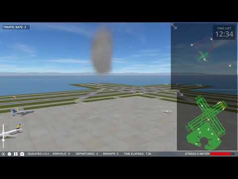 Catastrophe at KSFO! - Airport Madness 3D Volume 2 - Flight ATC |