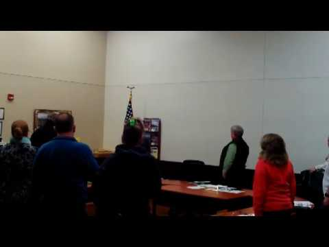 Dannemora Town Board Meeting  1-23-19
