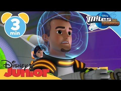 Miles From Tomorrow | Secrets of the Black Hole | Disney Junior UK