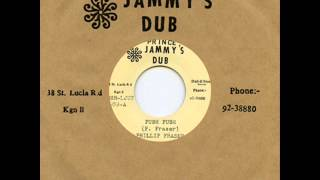 King Everal - Push Push + Dub (Prince Jammys Dub/Dub Store Records)