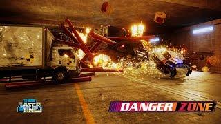 Danger Zone - Burnout's Crashbreaker Mode Get Its Own Game
