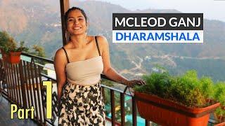 Exploring McLeod Ganj in Dharamshala - Mcleodganj Tourist Places - Bhagsunag Waterfall - Road Trip