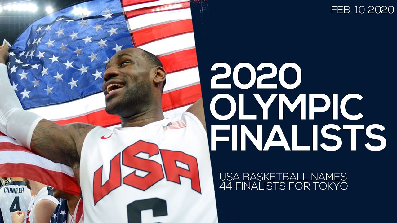 Download USA MEN'S 2020 OLYMPIC FINALISTS // ROAD TO TOKYO