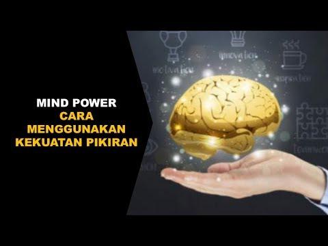 ( MIND POWER ) CARA MENGGUNAKAN KEKUATAN PIKIRAN - WA 085319501199