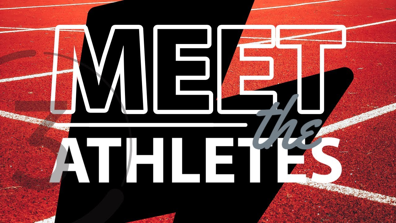 Meet the athletes and coaches
