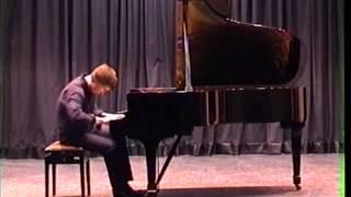 Franz Liszt Ungarische Rapsodie Nr. 12 Anton Genkin-Klavier