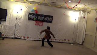 Video Sentthur's Solo Dance - New Year 2013 [HD] download MP3, 3GP, MP4, WEBM, AVI, FLV Oktober 2018