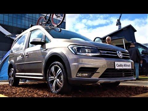 Volkswagen Caddy Alltrack 2019 - VW Crossover - Adventure Camp Sofia