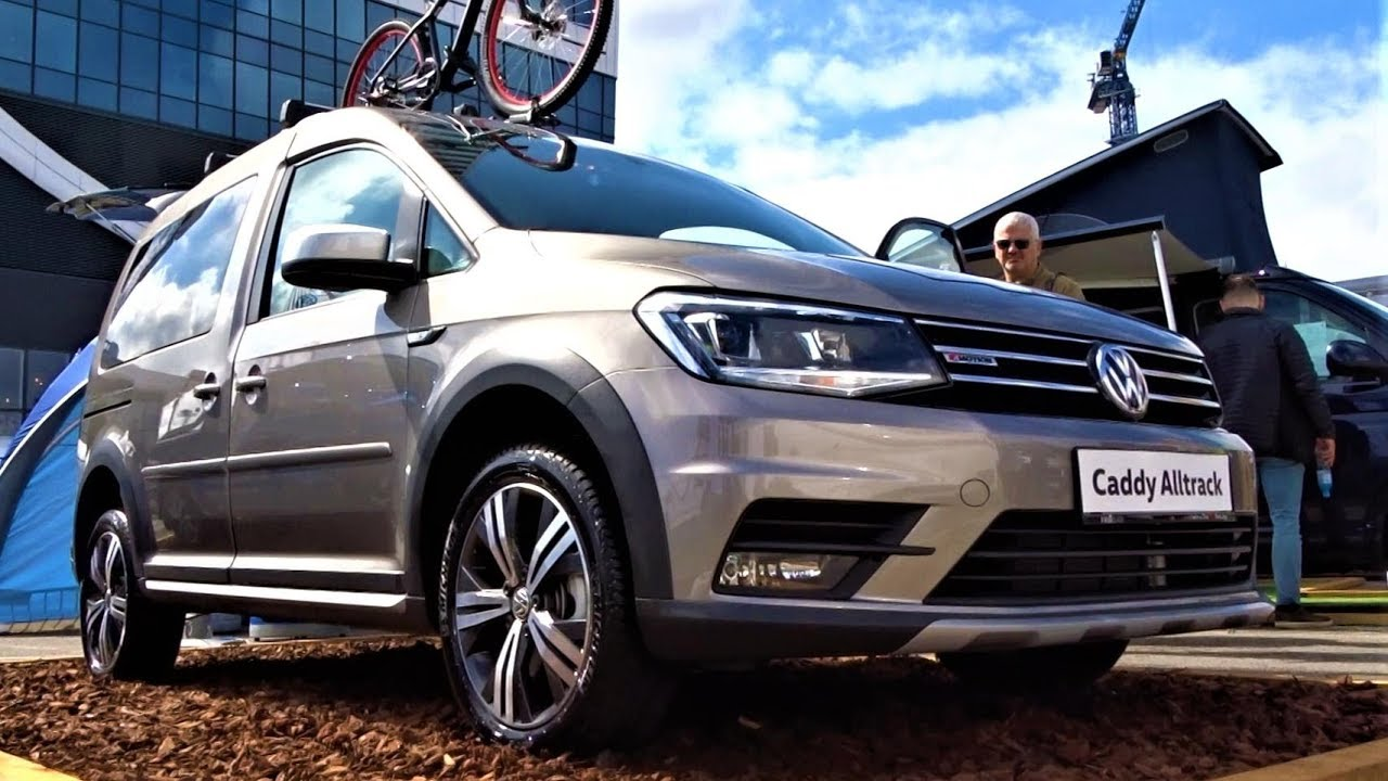Volkswagen Caddy Alltrack 2019 - VW Crossover - Adventure ...