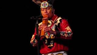 Lowery Begay  and Aztec Flute