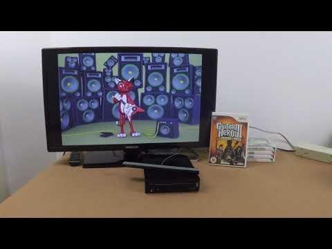 Nintendo Wii - Guitar Hero III