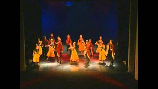 "Czardas from Ballet ""Raymonda"" by TDA ""Liesma"""