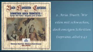 "BACH: Cantata BWV 78 ""Jesu, der du meine Seele"""