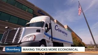 Making Tractor-Trailers More Economical