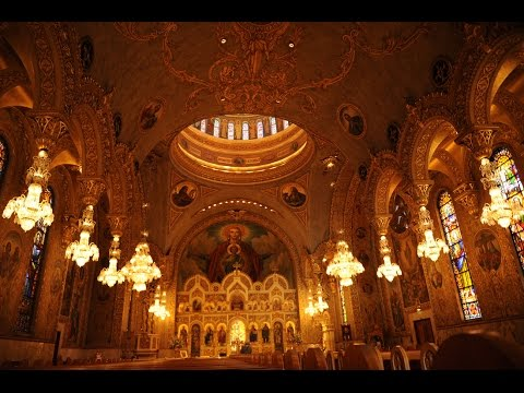 Mount Lebanon Choir - The Divine Liturgy Of The Holy Orthodox Church Of Antioch