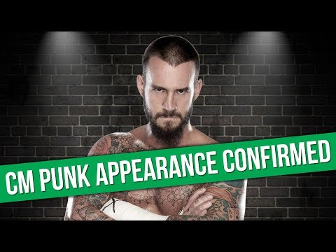 CM Punk's First Post-WWE Wrestling Appearance Confirmed