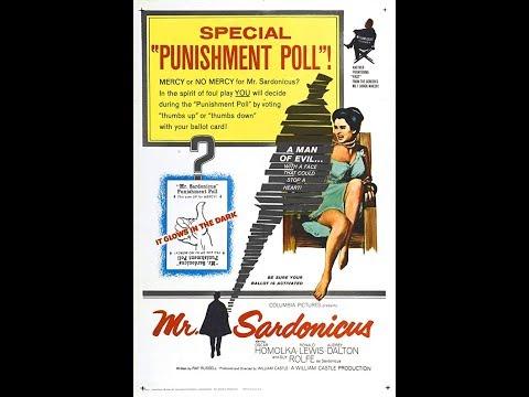 """William Castle's """"Mr. Sardonicus"""" (1961) Film Discussed By Inside Movies Galore"""