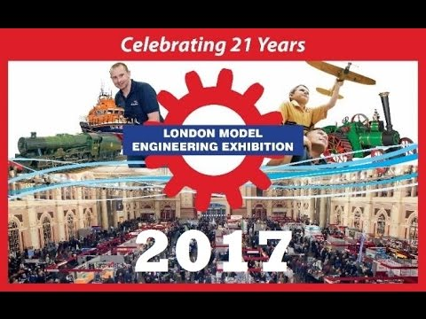 London Model Engineering Exhibition 2017 Alexandra Palace