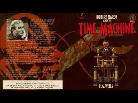 The Time Machine   A Listen For Pleasure Audiobook Mp3