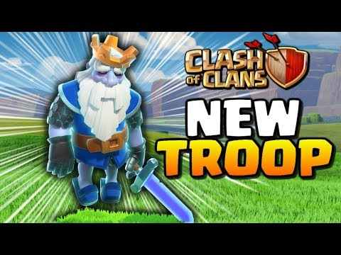 NEW UPDATE = NEW TROOP! How To Use The Royal Ghost | Clash Of Clans Halloween Update 2019!